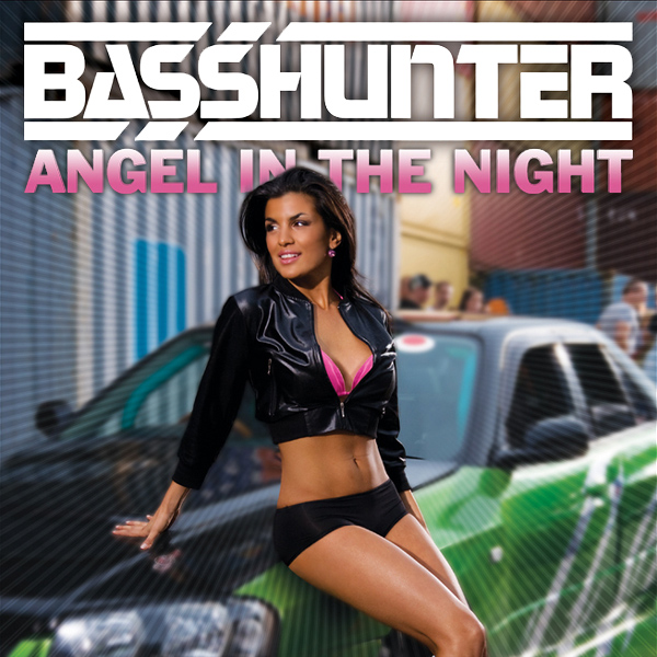 Original Cover Artwork of Basshunter Angel In The Night