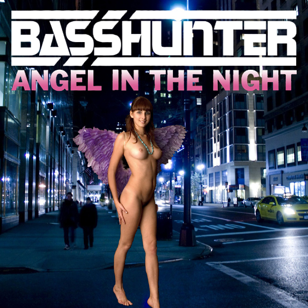 Cover Artwork Remix of Basshunter Angel In The Night