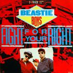 Original Cover Artwork of Beastie Boys Fight For Your Right