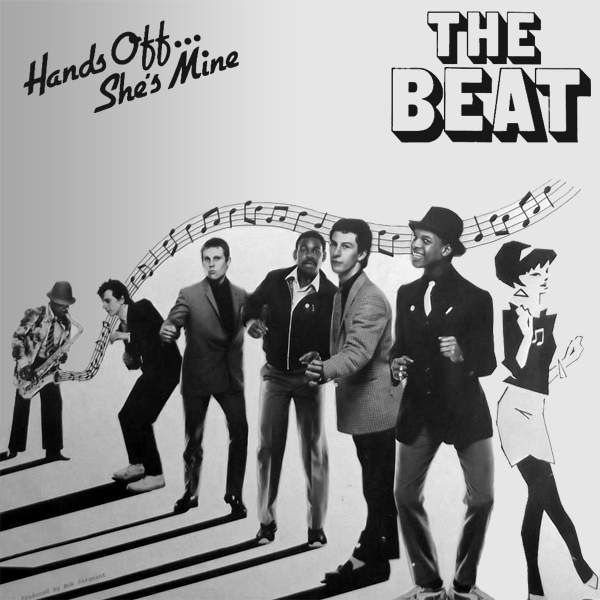 Original Cover Artwork of Beat Hands Off Shes Mine