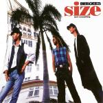 Original Cover Artwork of Bee Gees Size Isnt Everything