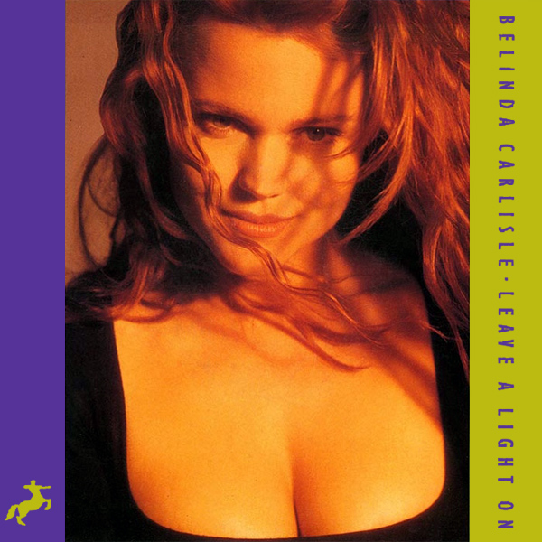 belinda carlisle leave a light on 1