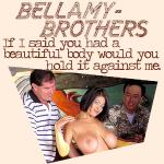 Cover Artwork Remix of Bellamy Brothers If I Said You Had A Beautiful Body Would You Hold It Against Me