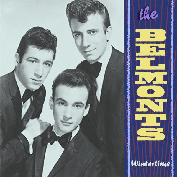Original Cover Artwork of Belmonts Wintertime
