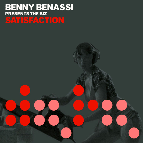 Original Cover Artwork of Benny Benassi Satisfaction
