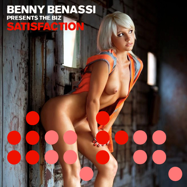 Cover Artwork Remix of Benny Benassi Satisfaction