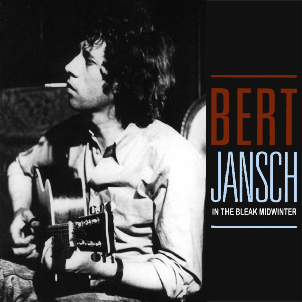 Original Cover Artwork of Bert Jansch Bleak Midwinter