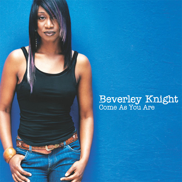Original Cover Artwork of Beverley Knight Come As You Are