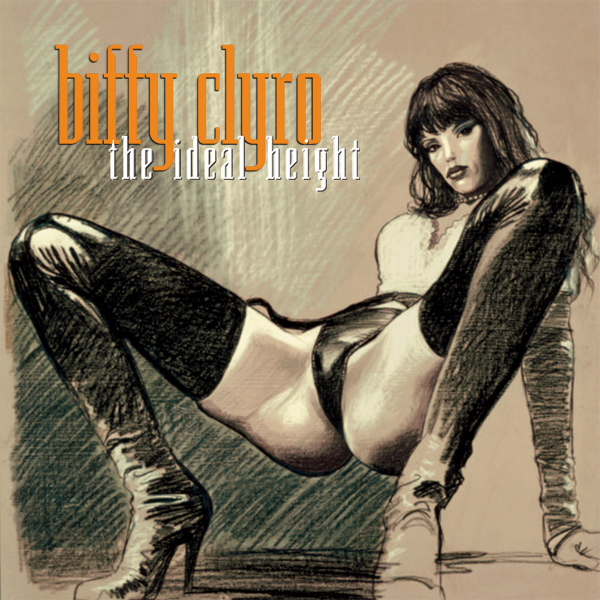 Original Cover Artwork of Biffy Clyro Ideal Height