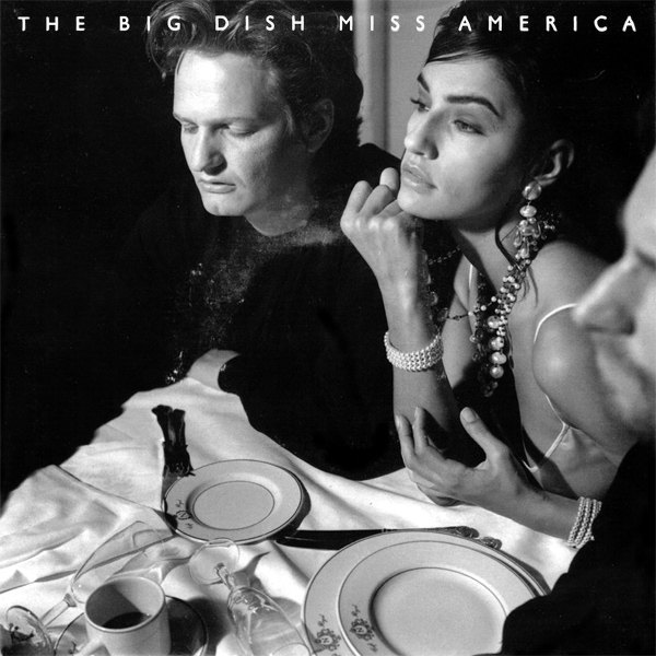 Original Cover Artwork of Big Dish Miss America