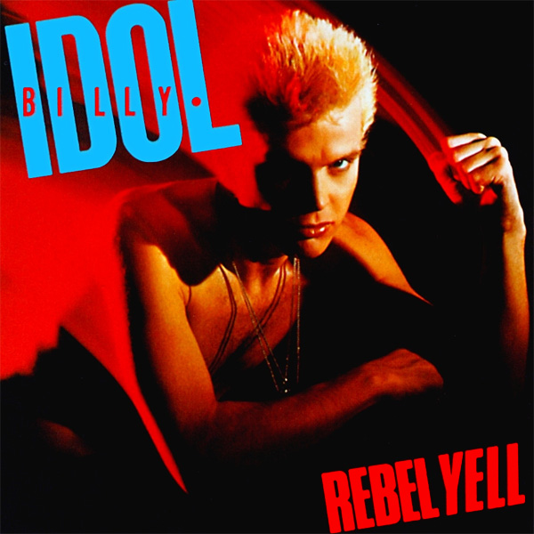 billy idol rebel yell 1