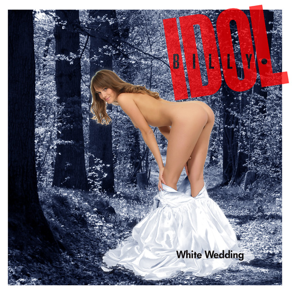 Cover Artwork Remix of Billy Idol White Wedding