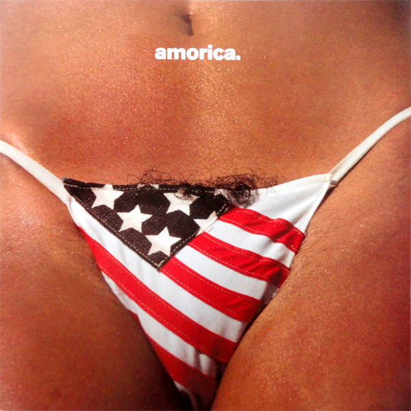 Original Cover Artwork of Black Crowes Amorica