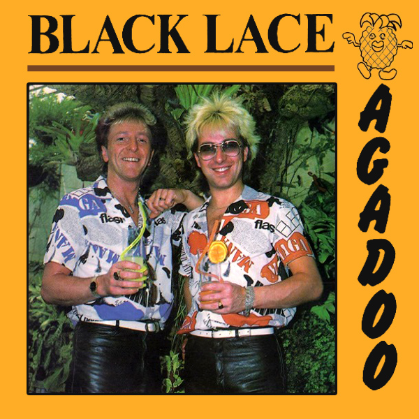 black lace agadoo 1