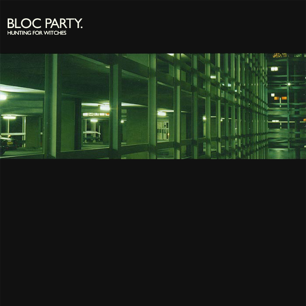 Original Cover Artwork of Bloc Party Hunting For Witches