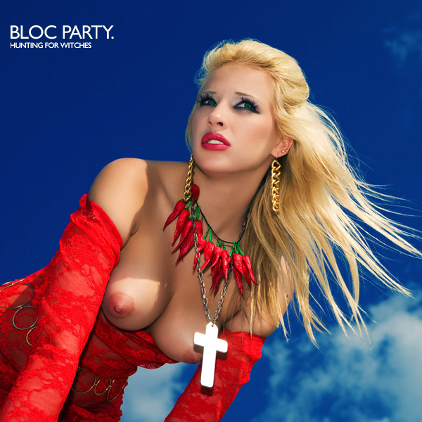 Cover Artwork Remix of Bloc Party Hunting For Witches