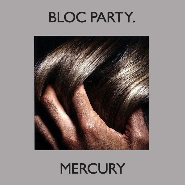 Original Cover Artwork of Bloc Party Mercury