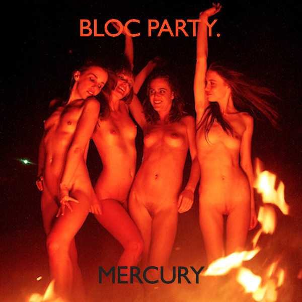 Cover Artwork Remix of Bloc Party Mercury