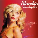 Original Cover Artwork of Blondie Sunday Girl