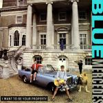 Original Cover Artwork of Blue Mercedes I Want To Be Your Property