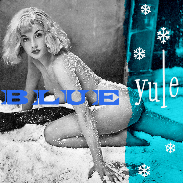 Cover Artwork Remix of Blue Yule