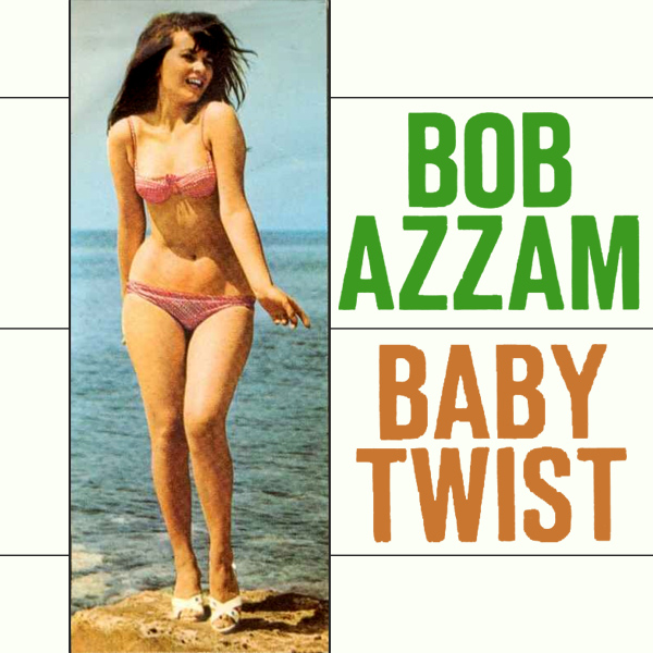 Original Cover Artwork of Bob Azzam Baby Twist