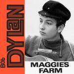 Original Cover Artwork of Bob Dylan Maggies Farm
