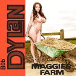 Cover Artwork Remix of Bob Dylan Maggies Farm