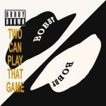 Original Cover Artwork of Bobby Brown Two Can Play