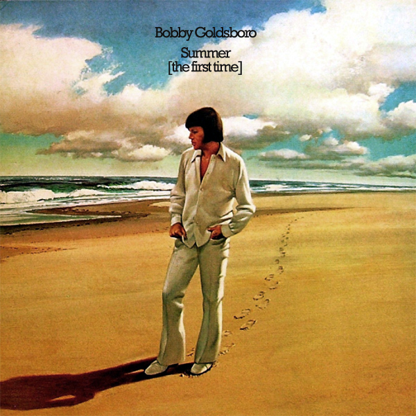 Original Cover Artwork of Bobby Goldsboro Summer