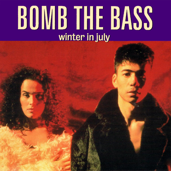 Original Cover Artwork of Bomb The Bass Winter In July