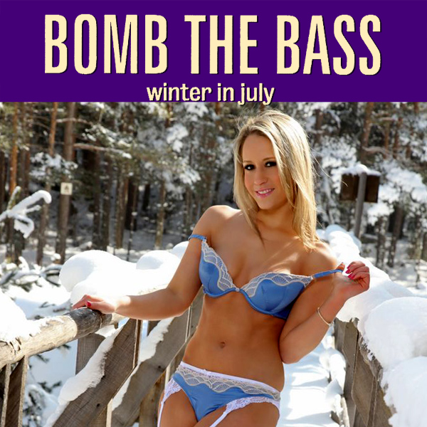Cover Artwork Remix of Bomb The Bass Winter In July