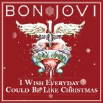 Original Cover Artwork of Bon Jovi Everyday Like Xmas