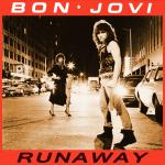 Original Cover Artwork of Bon Jovi Runaway