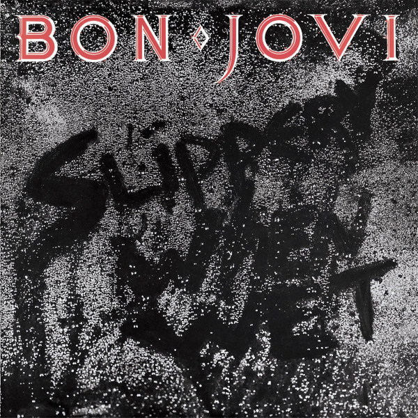 bon jovi slippery when wet 1