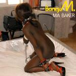 Cover Artwork Remix of Boney M Ma Baker