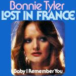 Original Cover Artwork of Bonnie Tyler Lost In France