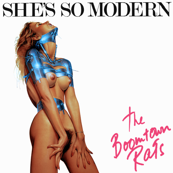 boomtown rats shes so modern remix