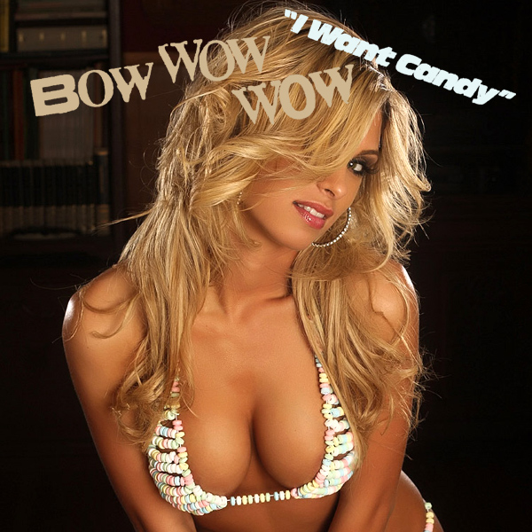 Cover Artwork Remix of Bow Wow Wow I Want Candy