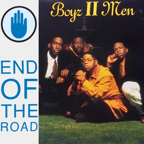Original Cover Artwork of Boyz Ii Men End Of The Road