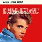 Original Cover Artwork of Brian Hyland Four Little Heels