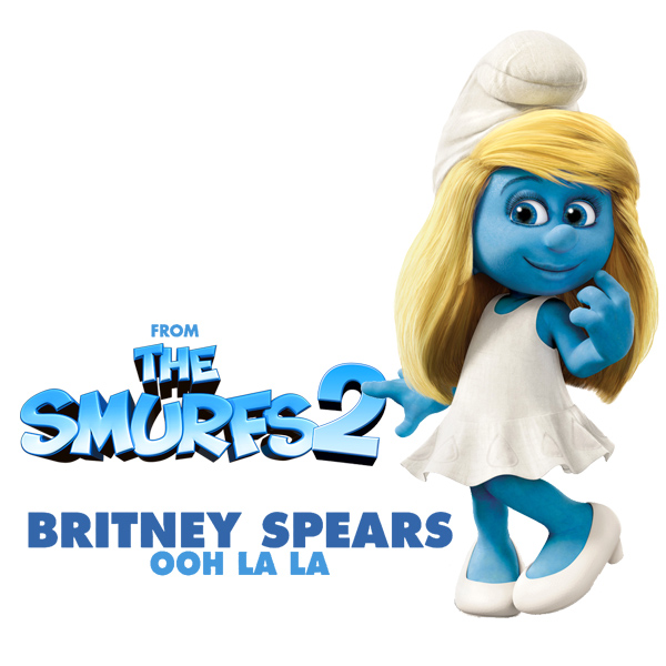 britney spears ooh la la 1
