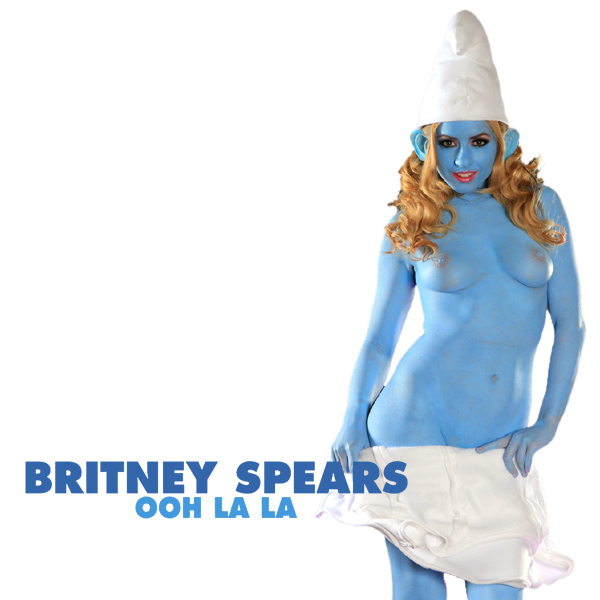 britney spears ooh la la remix