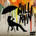 Original Cover Artwork of Bruno Mars It Will Rain