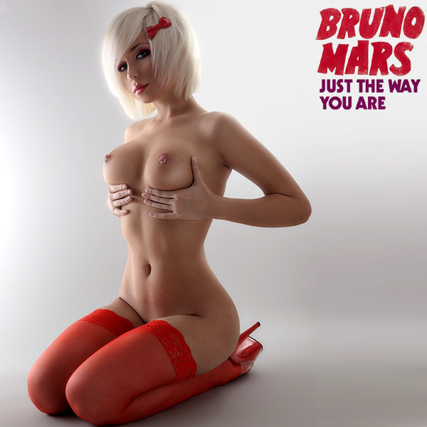 Cover Artwork Remix of Bruno Mars The Way You Are