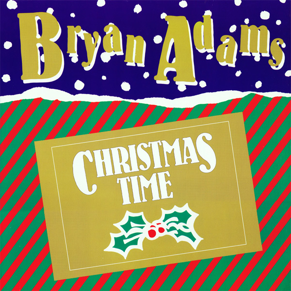bryan adams christmas time 1