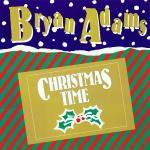 Original Cover Artwork of Bryan Adams Christmas Time