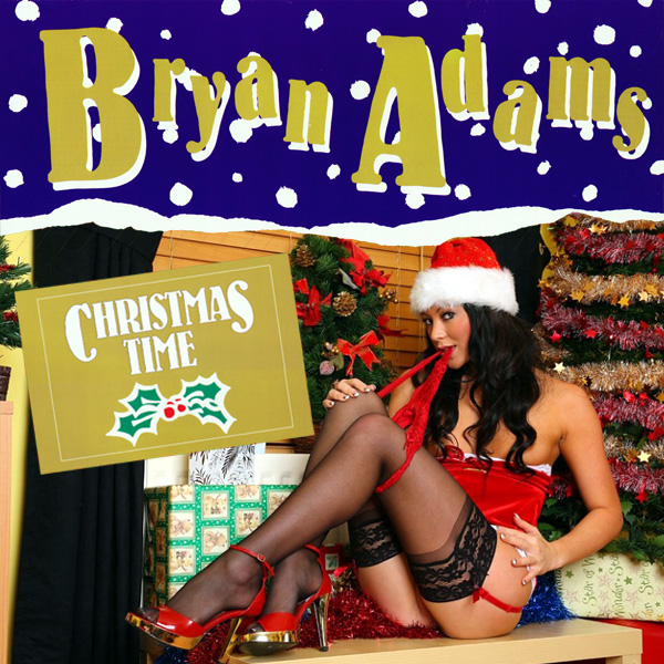 bryan adams christmas time 2