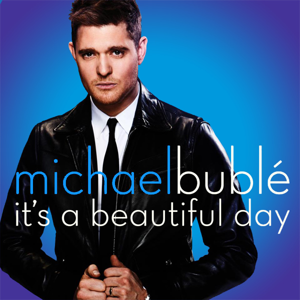 Original Cover Artwork of Buble Beautiful Day