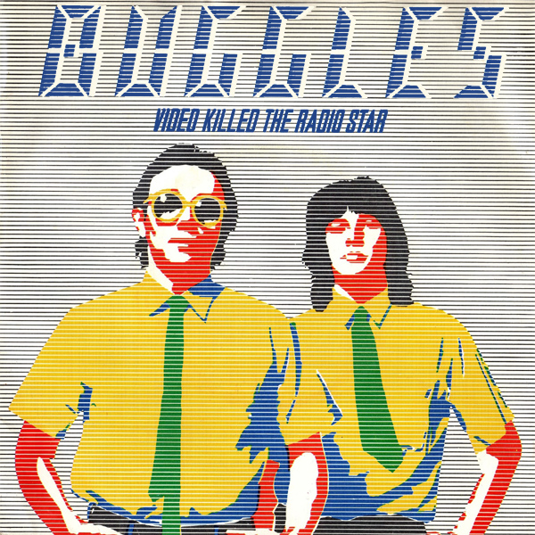 buggles video killed the radio star 1